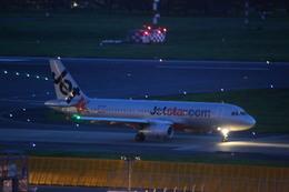 meijeanさんが、成田国際空港で撮影したジェットスター A320-232の航空フォト(飛行機 写真・画像)