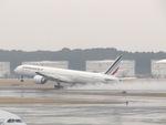 aquaさんが、成田国際空港で撮影したエールフランス航空 777-328/ERの航空フォト(写真)
