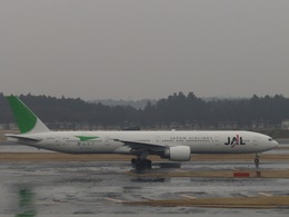 aquaさんが、成田国際空港で撮影した日本航空 777-346/ERの航空フォト(写真)