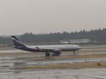 aquaさんが、成田国際空港で撮影したアエロフロート・ロシア航空 A330-243の航空フォト(写真)