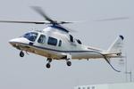 へりさんが、東京ヘリポートで撮影した日本法人所有 A109E Powerの航空フォト(写真)