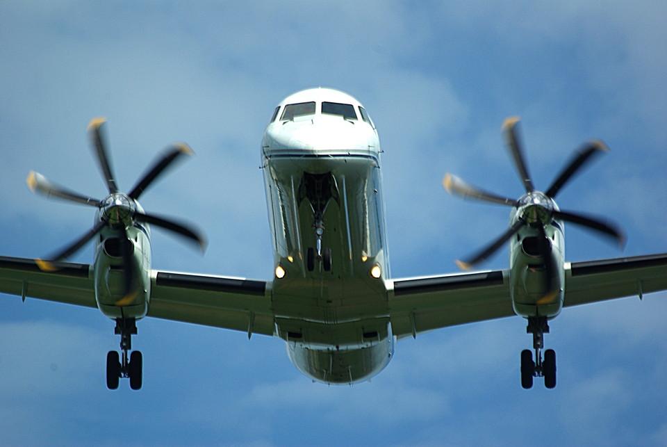 rjnsphotoclub-No.07さんの国土交通省 航空局 Saab 2000 (JA003G) 航空フォト