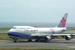rjnsphotoclub-No.07さんが、関西国際空港で撮影したチャイナエアライン 747-409の航空フォト(飛行機 写真・画像)