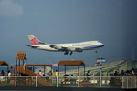 rjnsphotoclub-No.07さんが、関西国際空港で撮影したチャイナエアライン 747-409F/SCDの航空フォト(飛行機 写真・画像)