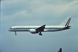 青路村さんが、伊丹空港で撮影したメキシコ空軍 757-225の航空フォト(飛行機 写真・画像)