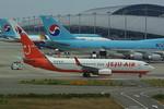 rjnsphotoclub-No.07さんが、関西国際空港で撮影したチェジュ航空 737-86Qの航空フォト(飛行機 写真・画像)