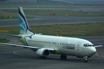 rjnsphotoclub-No.07さんが、関西国際空港で撮影したエアプサン 737-48Eの航空フォト(写真)
