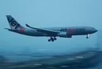 rjnsphotoclub-No.07さんが、関西国際空港で撮影したジェットスター A330-202の航空フォト(写真)