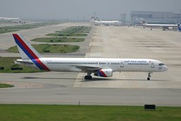 hiroki_h2さんが、関西国際空港で撮影したロイヤル・ネパール航空 757-2F8の航空フォト(飛行機 写真・画像)