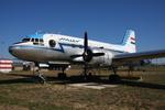 よっしぃさんが、フェレンツリスト国際空港で撮影したマレーヴ・ハンガリー航空 Il-14Tの航空フォト(写真)