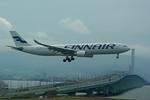 rjnsphotoclub-No.07さんが、関西国際空港で撮影したフィンエアー A330-302Xの航空フォト(飛行機 写真・画像)
