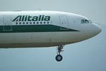 rjnsphotoclub-No.07さんが、関西国際空港で撮影したアリタリア航空 A330-202の航空フォト(写真)