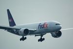 rjnsphotoclub-No.07さんが、関西国際空港で撮影したフェデックス・エクスプレス 777-FS2の航空フォト(写真)