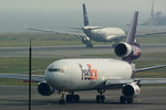 rjnsphotoclub-No.07さんが、関西国際空港で撮影したフェデックス・エクスプレス MD-11Fの航空フォト(写真)