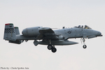 Chofu Spotter Ariaさんが、横田基地で撮影したアメリカ空軍 A-10C Thunderbolt IIの航空フォト(写真)