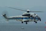 rjnsphotoclub-No.07さんが、関西国際空港で撮影した海上保安庁 EC225LP Super Puma Mk2+の航空フォト(写真)