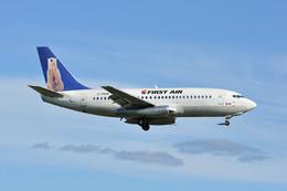 aircanadafunさんが、モントリオール・ピエール・エリオット・トルドー国際空港で撮影したファースト・エア 737-2R4C/Advの航空フォト(飛行機 写真・画像)