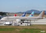 mojioさんが、静岡空港で撮影したアシアナ航空 A321-231の航空フォト(飛行機 写真・画像)