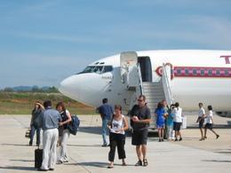航空フォト:HS-TDB タイ国際航空 737-400