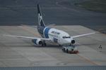 高ちゃんさんが、広島空港で撮影したオズジェット 737-229/Advの航空フォト(飛行機 写真・画像)