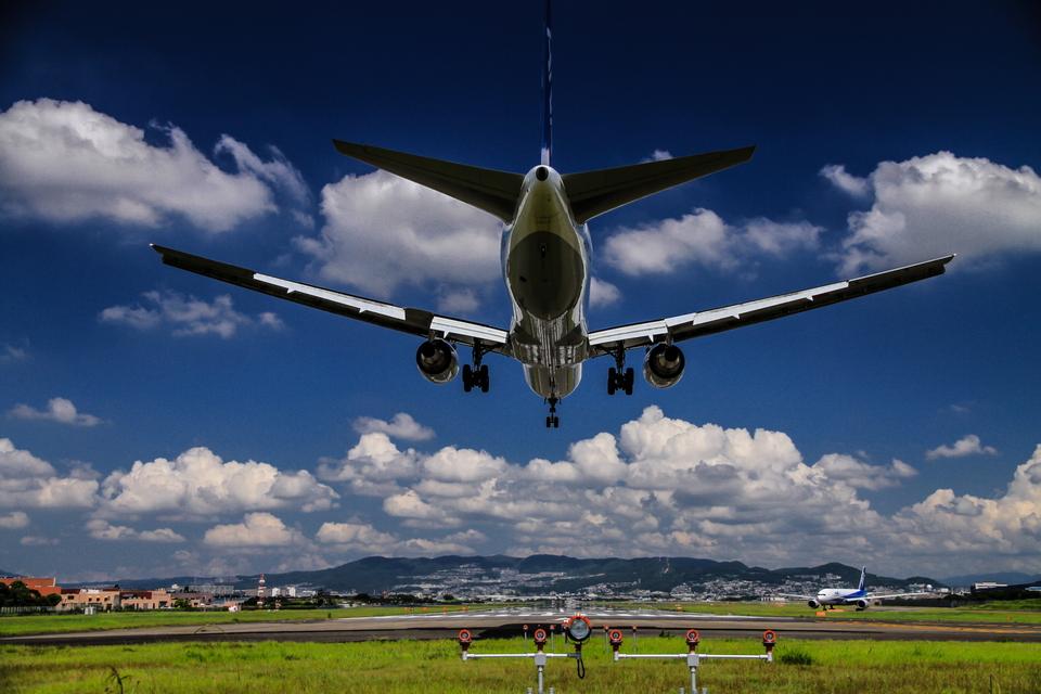 wtb11_ksさんの全日空 Boeing 767-300 (JA8357) 航空フォト