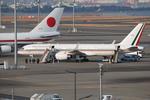 ワーゲンバスさんが、羽田空港で撮影したメキシコ空軍 757-225の航空フォト(飛行機 写真・画像)