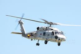 sky123さんが、厚木飛行場で撮影した海上自衛隊 SH-60Jの航空フォト(写真)