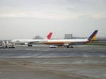 たぁさんが、羽田空港で撮影したタイガー・エアクラフト・トレーディング A300B4-203の航空フォト(写真)
