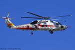 Chofu Spotter Ariaさんが、厚木飛行場で撮影した海上自衛隊 USH-60Kの航空フォト(写真)