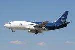 NIKEさんが、トロント・ピアソン国際空港で撮影したエクストラータ・カナダ 737-2R8C/Advの航空フォト(写真)