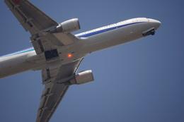 hanzabuさんが、成田国際空港で撮影した全日空 767-381/ERの航空フォト(飛行機 写真・画像)