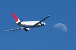 SKYLINEさんが、羽田空港で撮影した日本航空 A300B4-622Rの航空フォト(写真)