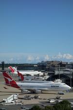 m-takagiさんが、成田国際空港で撮影したカンタス航空 747-438の航空フォト(写真)