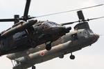 おにYさんが、東富士演習場で撮影した陸上自衛隊 UH-60JAの航空フォト(写真)