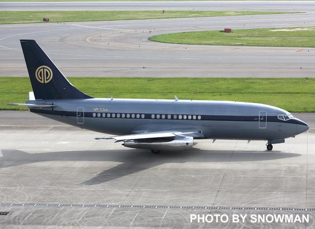 snowmanさんが、中部国際空港で撮影したスカイ・アヴィエーション 737-2W8/Advの航空フォト(飛行機 写真・画像)
