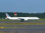 ken_c_loさんが、成田国際空港で撮影したエールフランス航空 777-328/ERの航空フォト(写真)