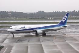 オフコースYESさんが、成田国際空港で撮影した全日空 767-381/ERの航空フォト(飛行機 写真・画像)