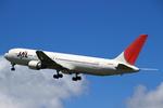 鹿児島空港 - Kagoshima Airport [KOJ/RJFK]で撮影された日本航空 - Japan Airlines [JL/JAL]の航空機写真