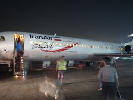 航空フォト:EP-IDD イラン航空 70/100