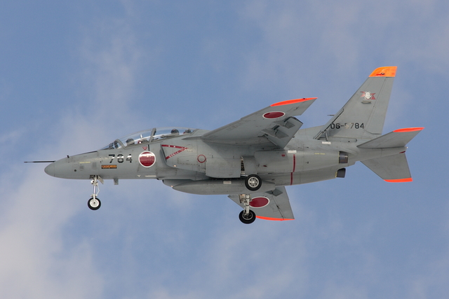 航空フォト:06-5784 航空自衛隊 T-4