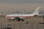 banshee01さんが、羽田空港で撮影したスペイン空軍 A310-304の航空フォト(飛行機 写真・画像)