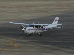 aquaさんが、名古屋飛行場で撮影した静岡エアコミュータ T206H Turbo Stationairの航空フォト(飛行機 写真・画像)