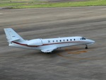 aquaさんが、名古屋飛行場で撮影した朝日航洋 680 Citation Sovereignの航空フォト(飛行機 写真・画像)