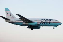エアーワンさんが、茨城空港で撮影したサハリン航空 737-2J8/Advの航空フォト(飛行機 写真・画像)