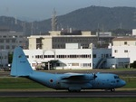 aquaさんが、名古屋飛行場で撮影した航空自衛隊 C-130H Herculesの航空フォト(飛行機 写真・画像)