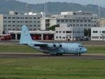 aquaさんが、名古屋飛行場で撮影した航空自衛隊 C-130H Herculesの航空フォト(写真)