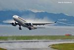 ストロベリーさんが、関西国際空港で撮影したシンガポール航空 A330-343Xの航空フォト(写真)