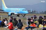 mojioさんが、静岡空港で撮影したフジドリームエアラインズ ERJ-170-100 (ERJ-170STD)の航空フォト(飛行機 写真・画像)