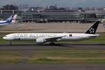 WING_ACEさんが、羽田空港で撮影した全日空 777-381/ERの航空フォト(飛行機 写真・画像)