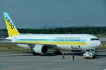 パンダさんが、新千歳空港で撮影したAIR DO 767-381の航空フォト(飛行機 写真・画像)